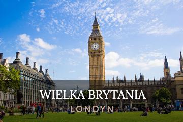 londyn wielka brytania big ben