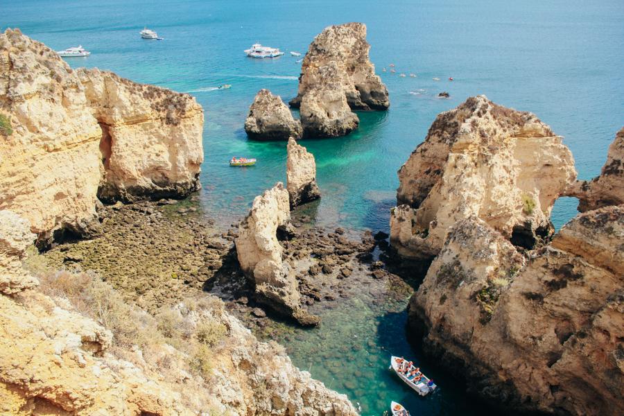 Portugalia - Lagos - Algarve-23
