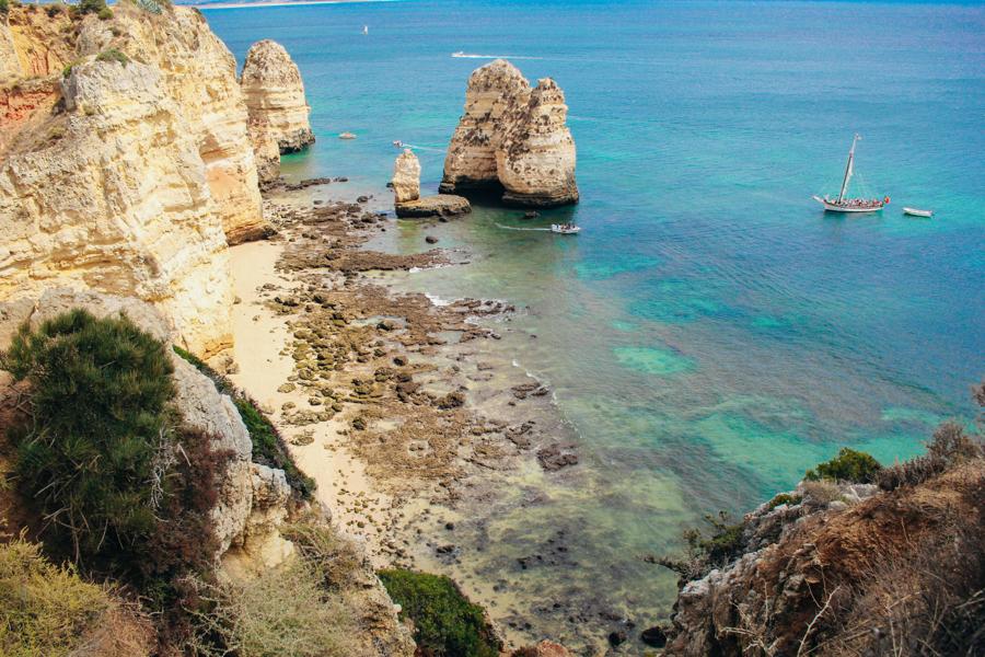 Portugalia - Lagos - Algarve-24