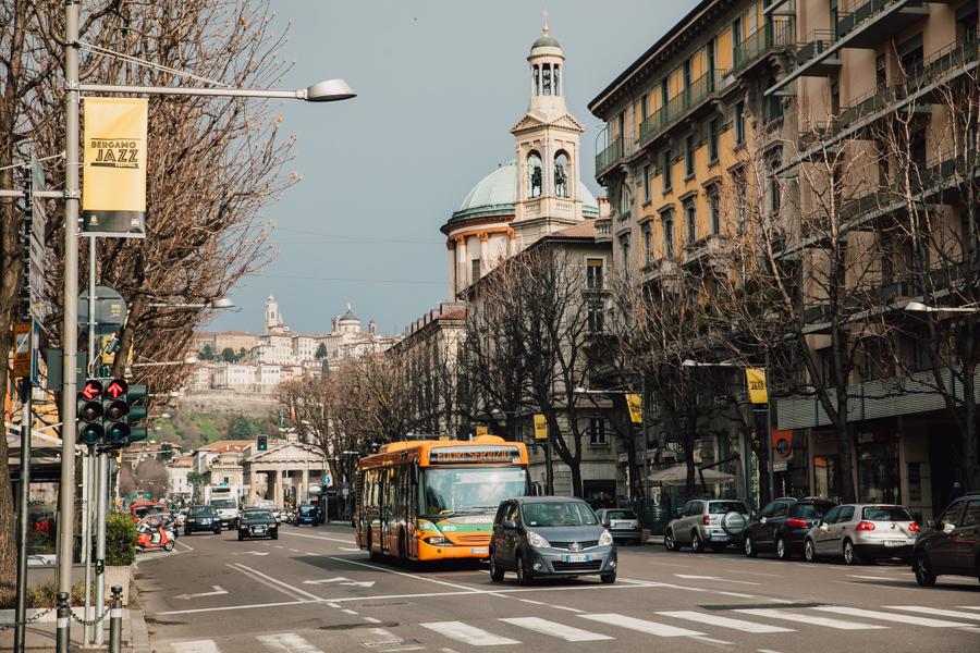 Włochy Bergamo -1