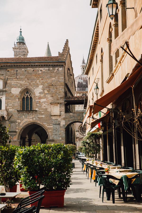 Włochy Bergamo -15