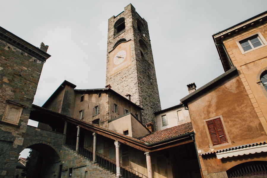 Włochy Bergamo -16