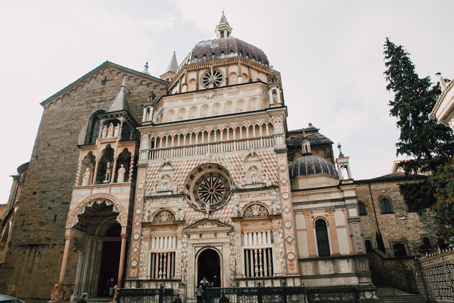 Włochy Bergamo -18