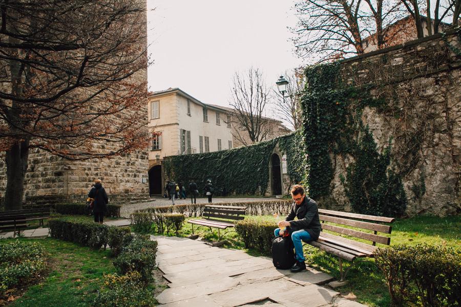 Włochy Bergamo -2