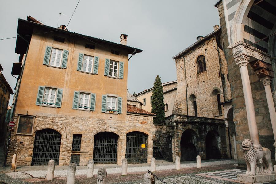 Włochy Bergamo -20