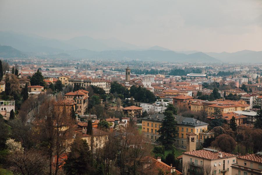 Włochy Bergamo -25