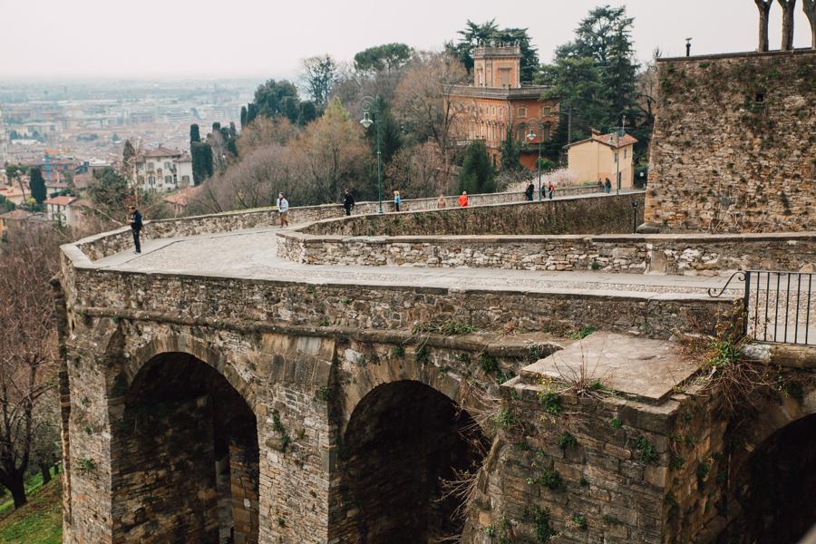 Włochy Bergamo -28