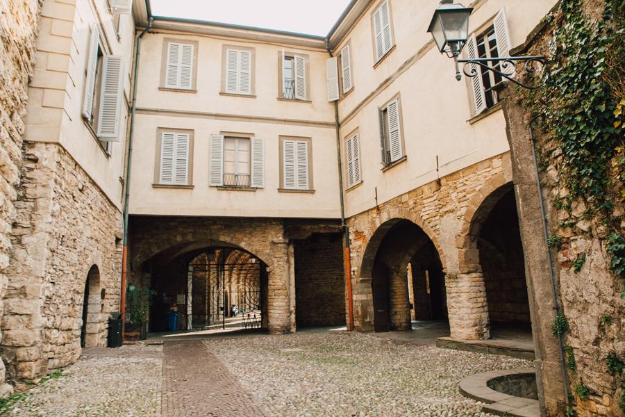 Włochy Bergamo -3