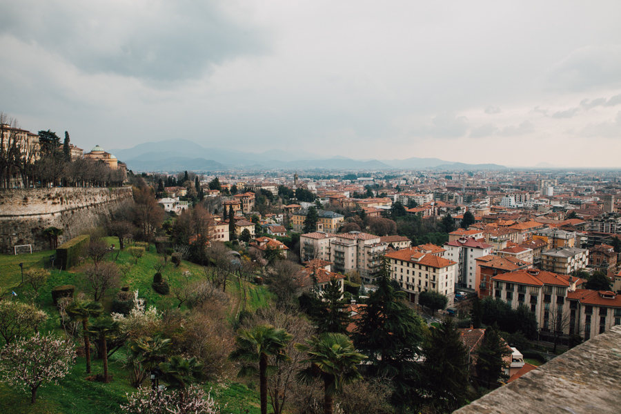 Włochy Bergamo -30