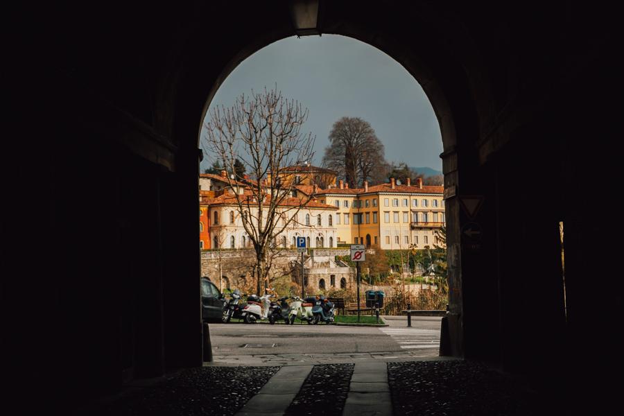 Włochy Bergamo -4