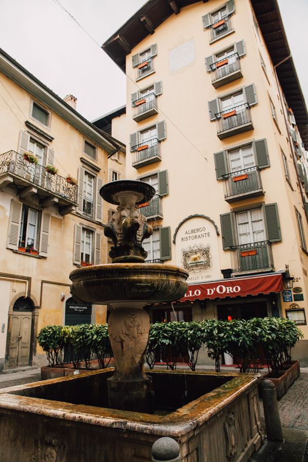 Włochy Bergamo -40