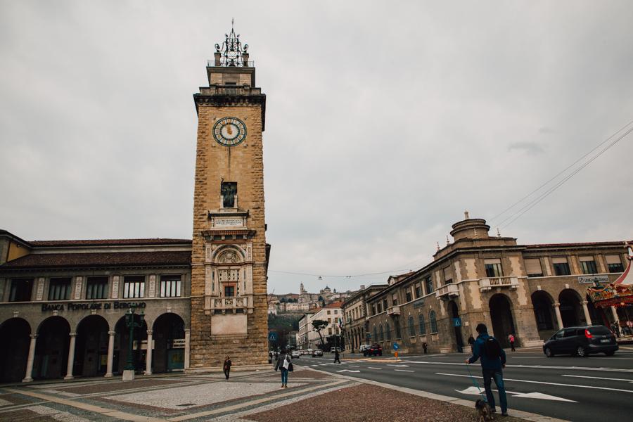 Włochy Bergamo -43