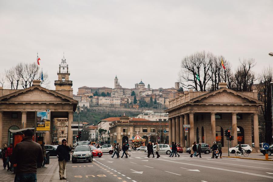 Włochy Bergamo -44