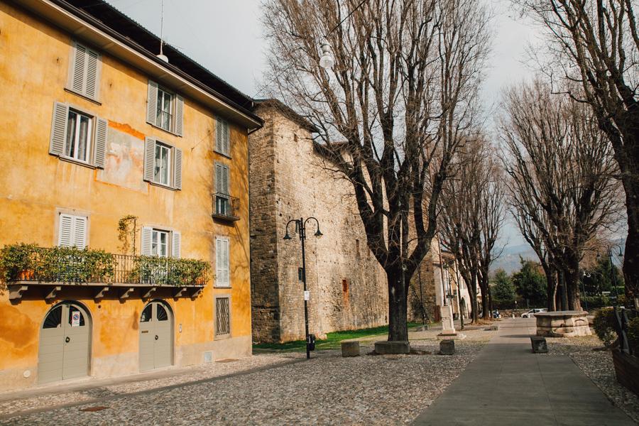 Włochy Bergamo -5