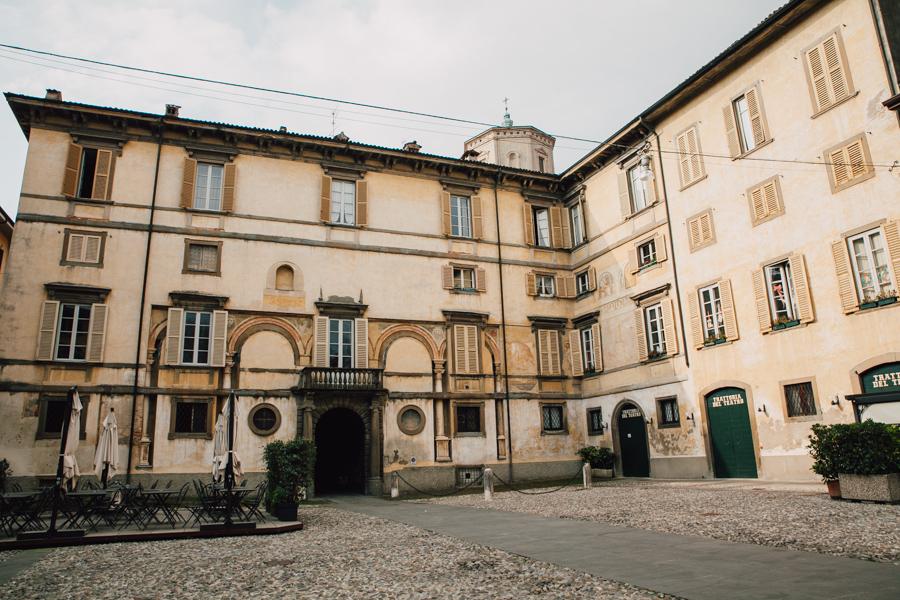 Włochy Bergamo -6